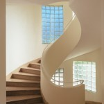 Photographie architecture escalier