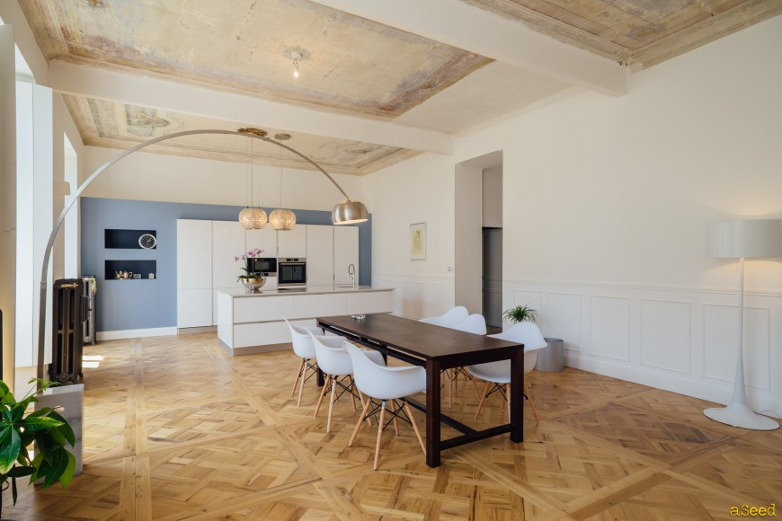 Photographe immobilier appartement Nice