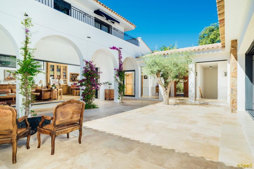Photographe Villa vue mer Rayol Canadel (11)