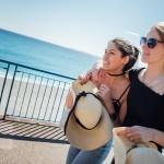 Shooting photo touristes Nice entre amies (4)