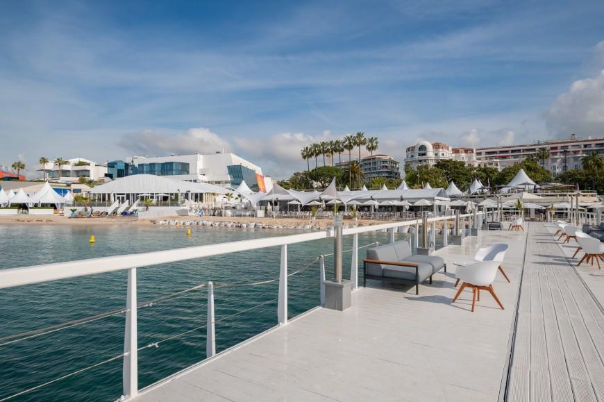 Festival de Cannes plage Majestic 2019 (6)
