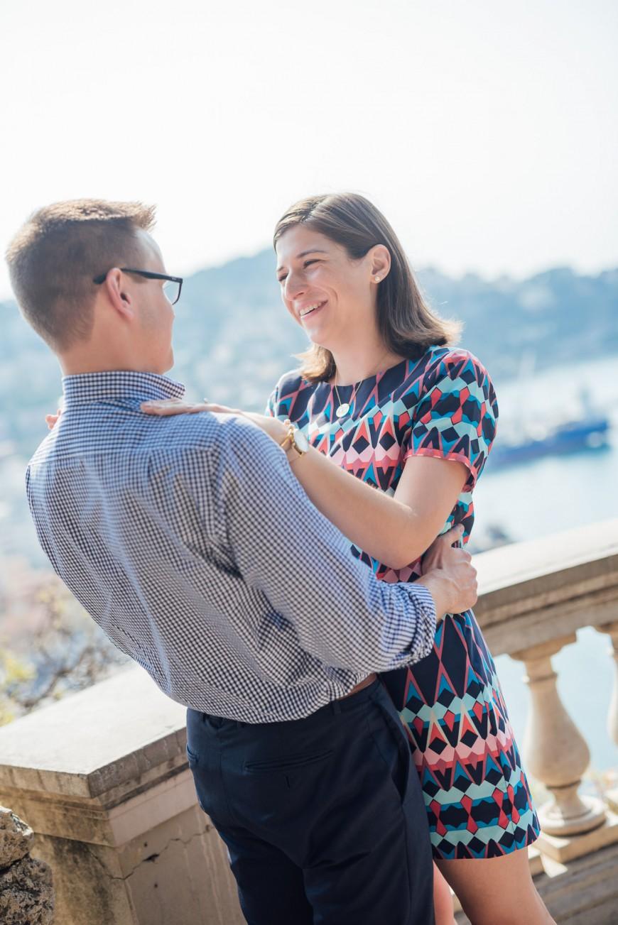Séance photo demande en mariage - Engagement Nice (19)
