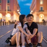 Engagment photoshoot in Nice (19)