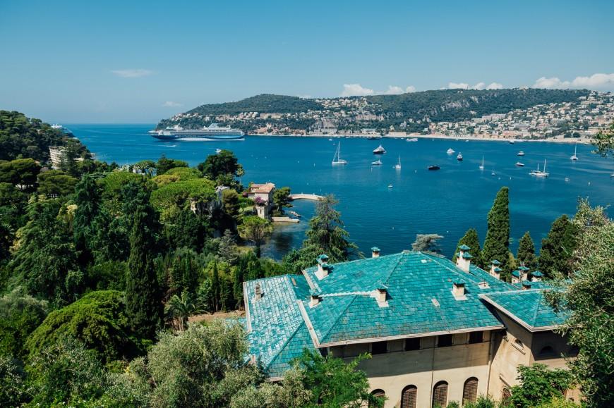 French Riviera Surpise Proposal (1)