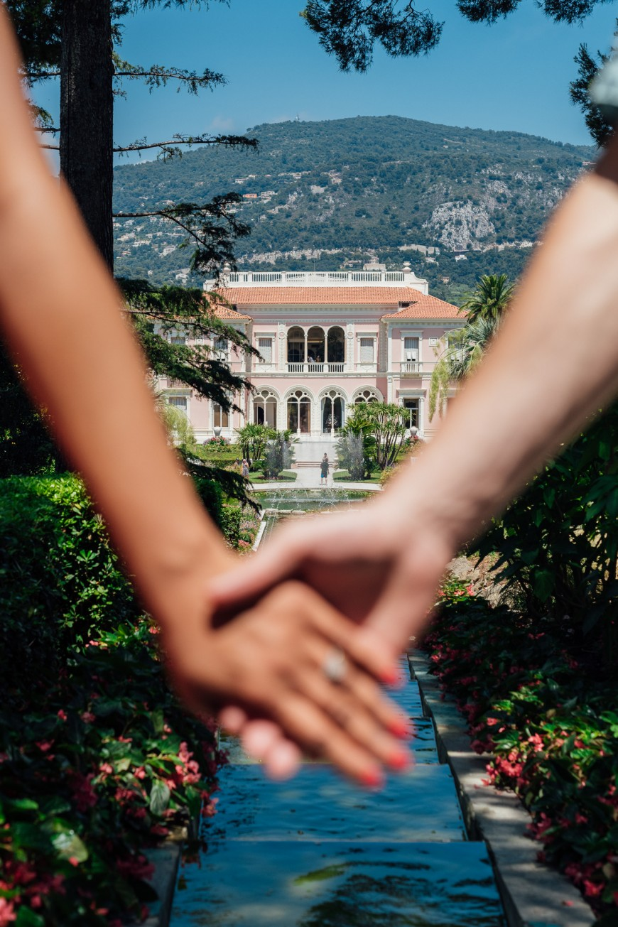 French Riviera Surpise Proposal (18)