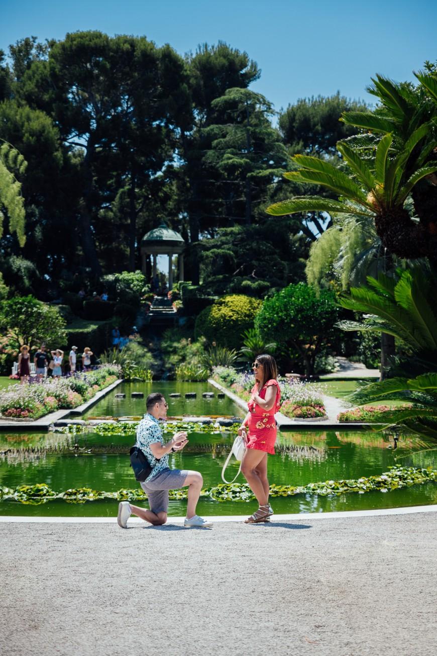 French Riviera Surpise Proposal (3)