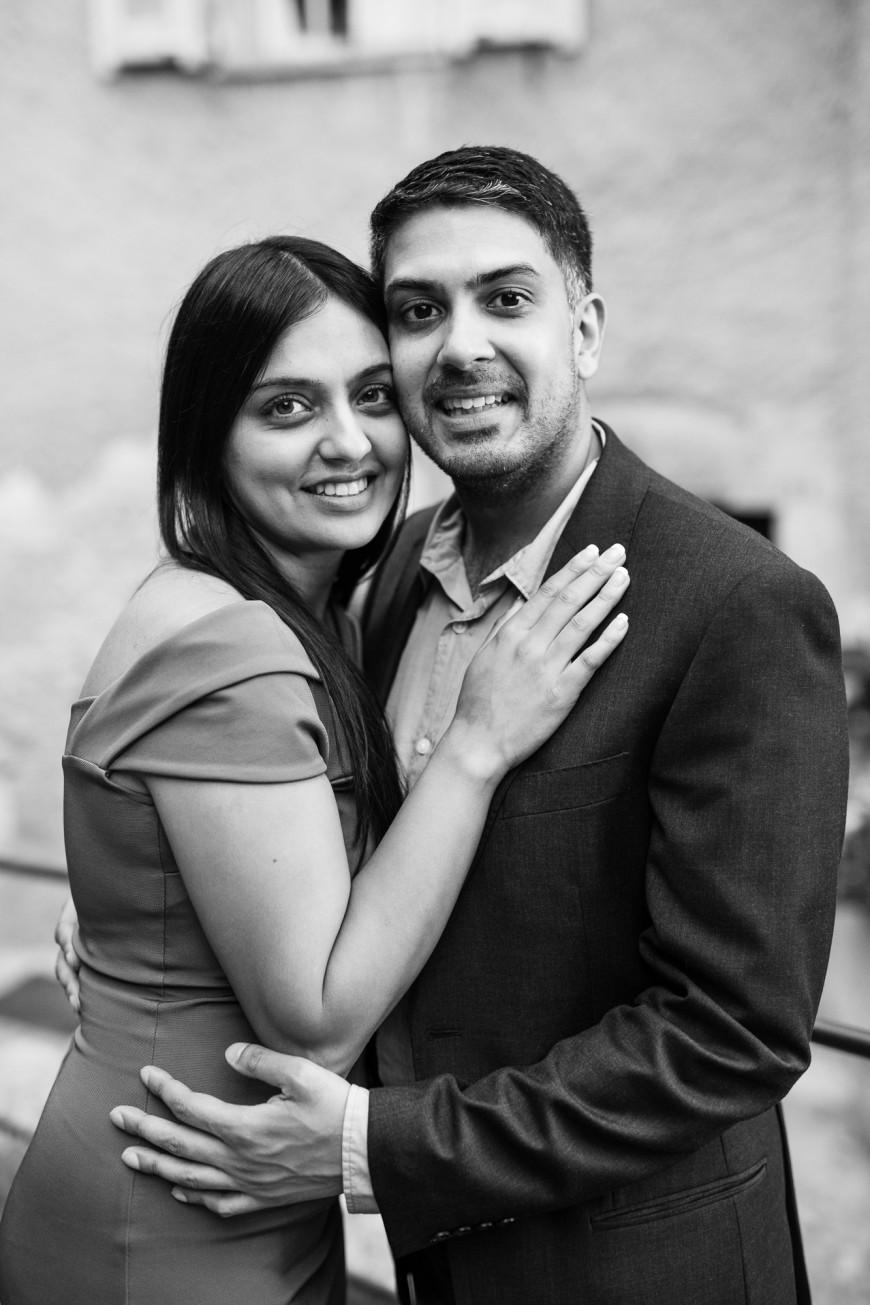 surprise proposal photographer in Eze (11)