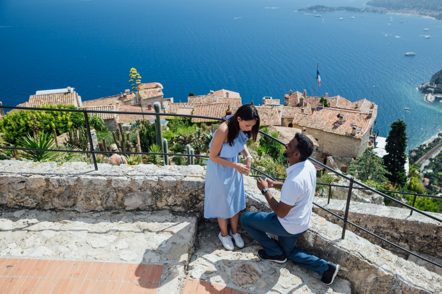 surprise proposal photography french riviera (1)