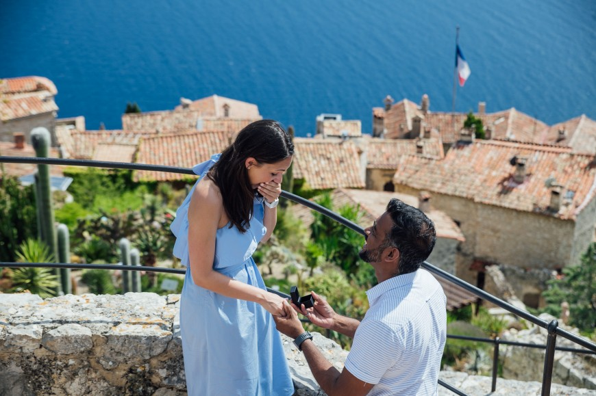 surprise proposal photography french riviera (2)
