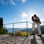 Eze surprise proposal photographer